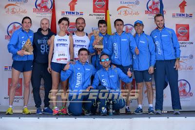 Medio Maratón Aranjuez