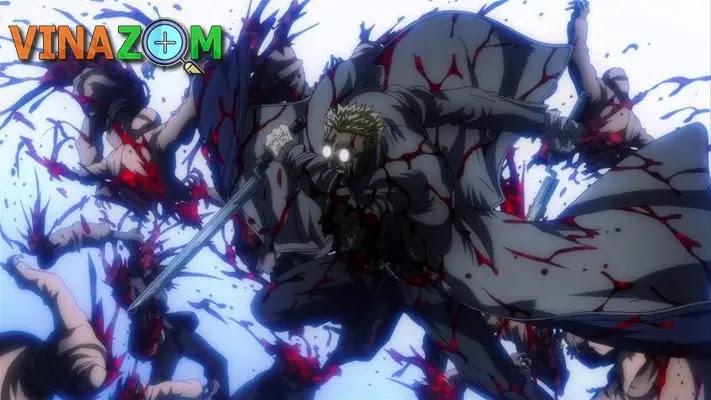 top anime đẫm máu và bạo lực
