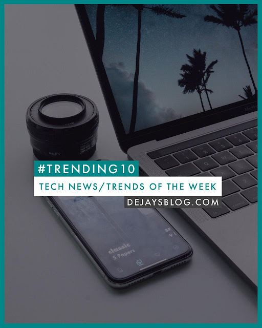 #TRENDING 10 - Top 10 Tech News / Trends of the Week #21: Apple, New Internet Speed Record and more.