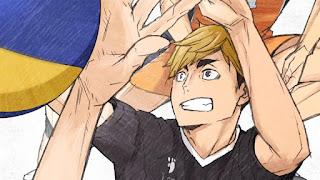 ハイキュー!! アニメ 第4期13話   烏野VS稲荷崎   HAIKYU!! SEASON 4 Karasuno vs Inarizaki