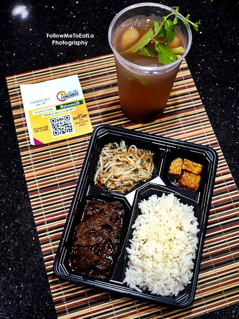 Daging Masak Hitam RM 10.90
