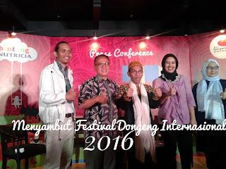 Festival Dongeng Internasional Indonesia, Nutrisi Untuk Bangsa