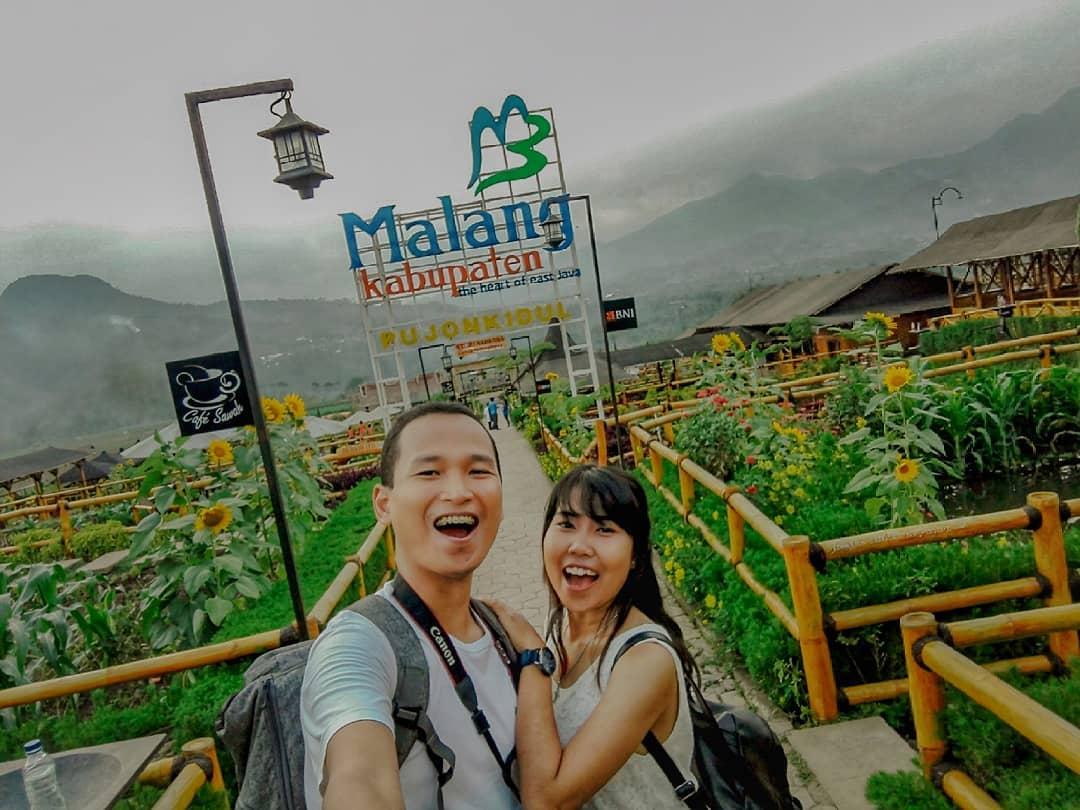 Desa Wisata Pujon Kidul Cafe Sawah Fantasy Land The Roudh 78 Wisata Taman Budaya Joshua Favian Blog