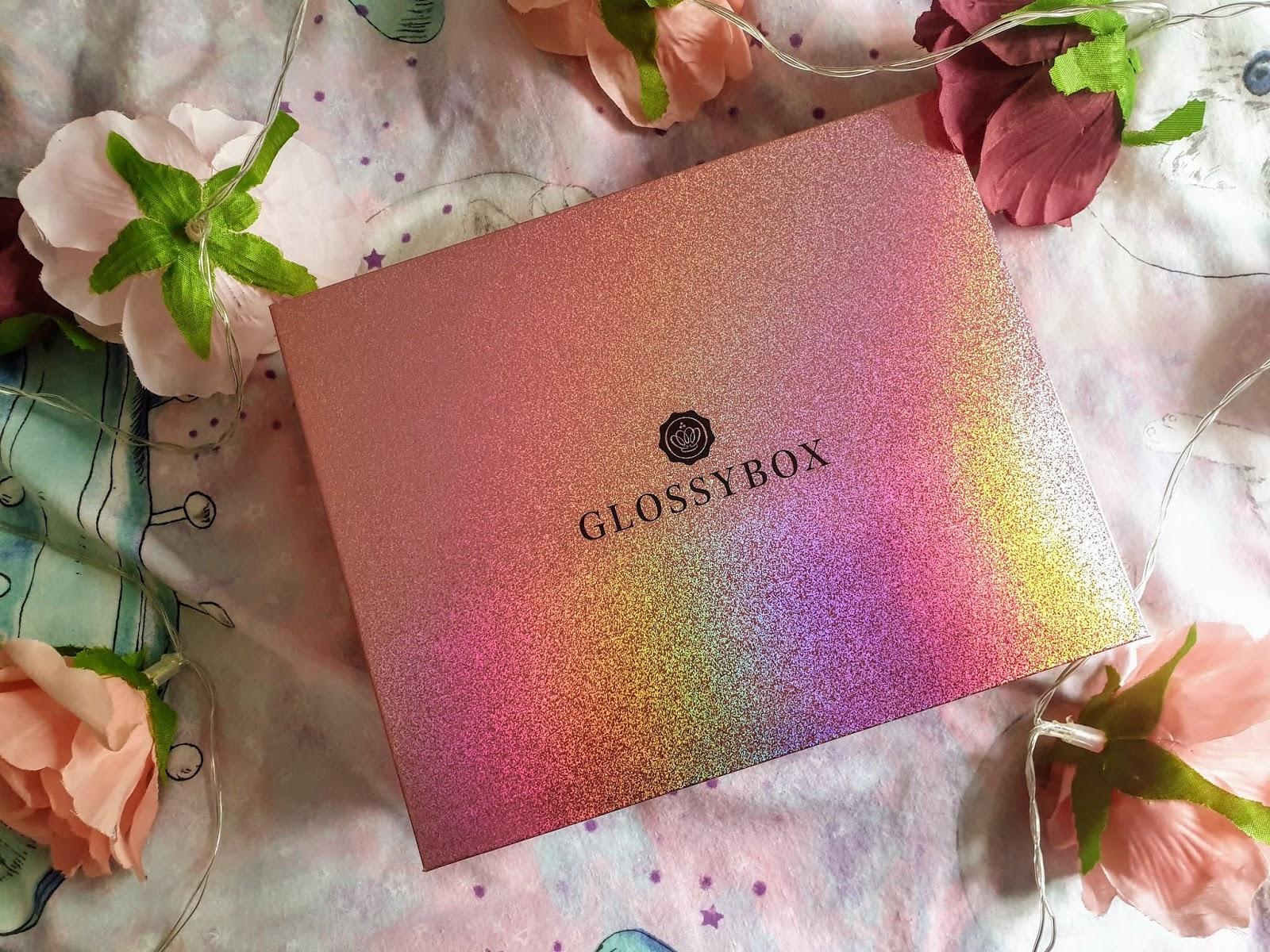 Glossybox August 2019 | Review | Birthday Box
