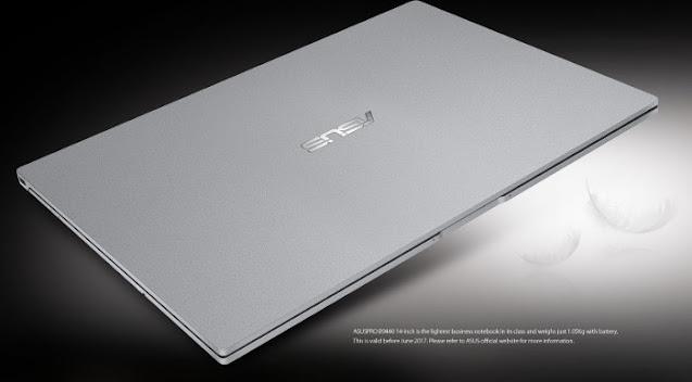 Asus Pro B9440UA Notebook Driver Download