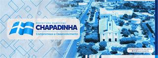 Prefeitura de Chapadinha-MA realizará recadastramento de servidores públicos