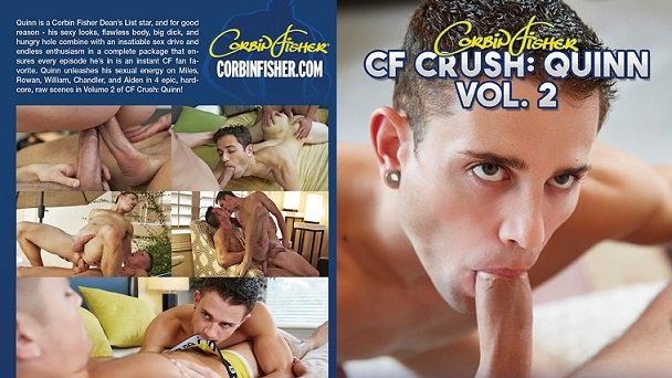 CF Crush Quinn Vol.2 (Bareback) FULL HD / 2017