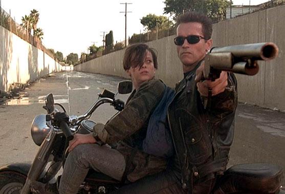 Terminator 2 Judgment Day 1991 Dari Antagonis Menjadi Protagonis