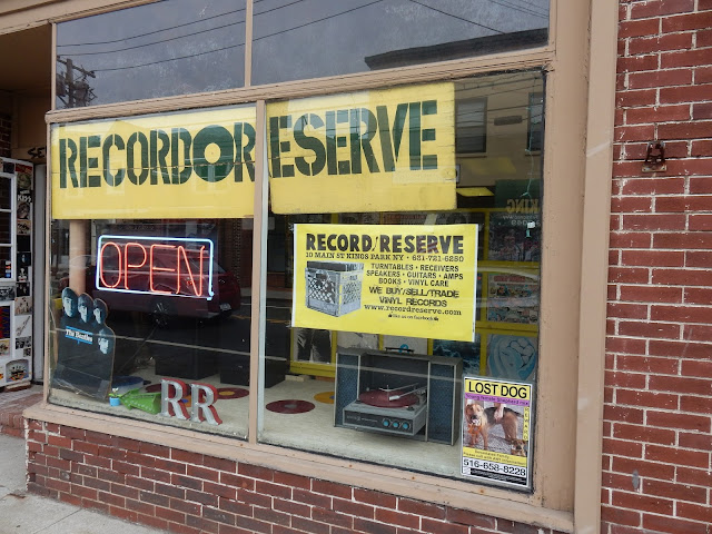 Record Reserve Record Store Kings Park Long Island