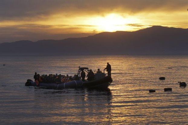 Περισσότερες από 2.000 αφίξεις προσφύγων στο Β. Αιγαίο το πρώτο 15ήμερο του Οκτωβρίου