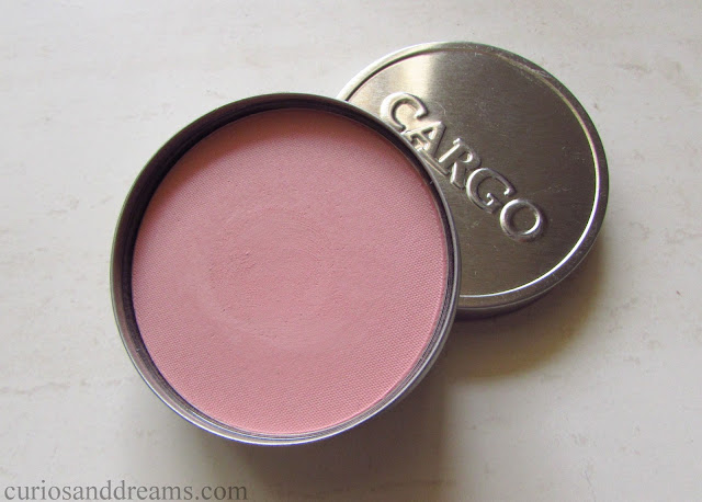 Cargo Blush Tonga review