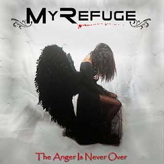 """Ο δίσκος των My Refuge """"The Anger Is Never Over"""""""