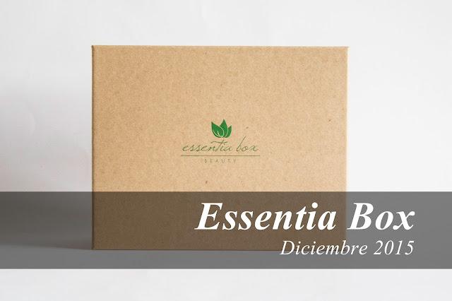 Essentia Box de Diciembre de 2015.
