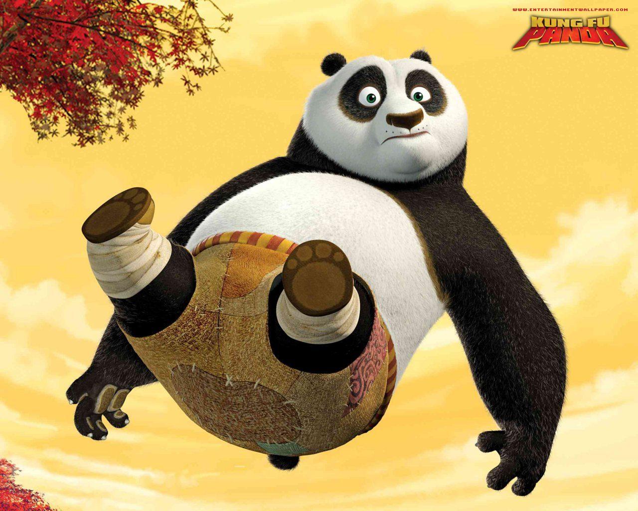 Kung Fu Panda Wallpaper (Page 2)