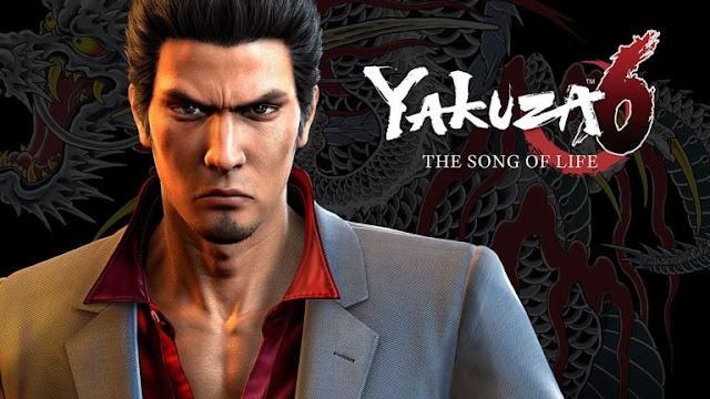 النسخة التجريبية للعبة Yakuza 6 تتطلب مساحة كبيرة على جهازك !!!