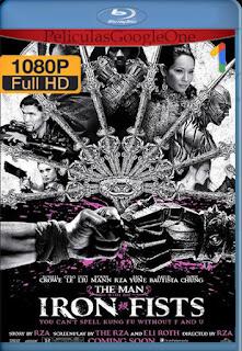 El hombre con los puños de hierro [2012] [1080p BRrip] [Latino-Ingles] [HazroaH]