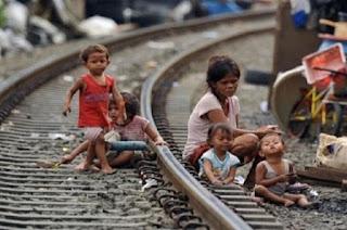 Potret kemiskinan di perkotaan