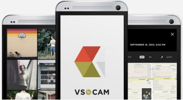 Aplikasi Edit Foto VSCO Cam