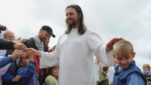 Rusia Tangkap 'Yesus' dari Siberia