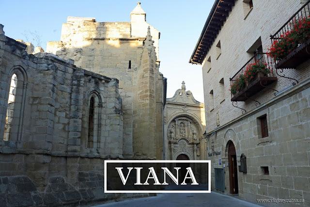 Qué ver en Viana, última localidad del camino navarro