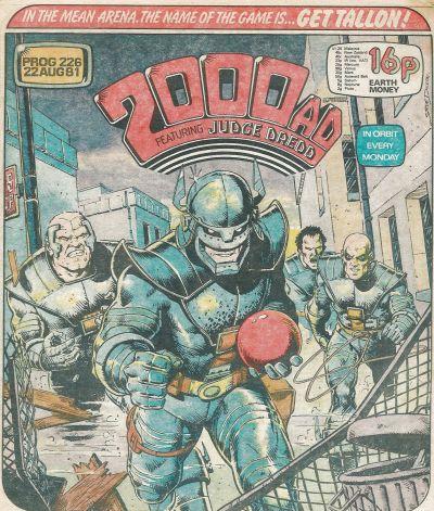 2000 AD Prog 226
