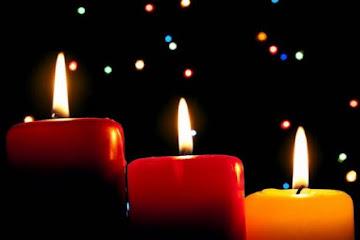 Заговор на три свечи на удачу и прибыль