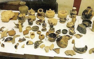 Πώς η ΕΛ.ΑΣ. «παγίδευσε» μέσω Facebook Λίβυο αρχαιοκάπηλο