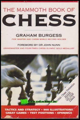 Jeux d'échecs, voir sur yakachiner.be