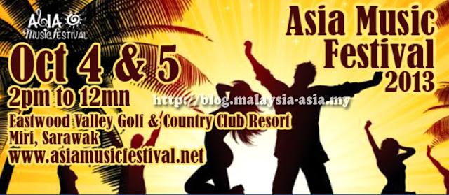 Asia Music Festival 2013