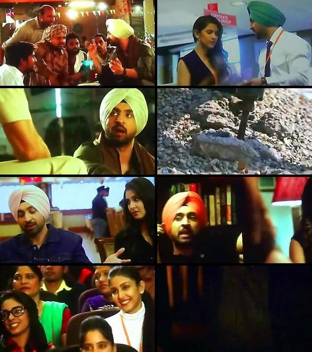 Ambarsariya 2016 Punjabi DVDScr XviD