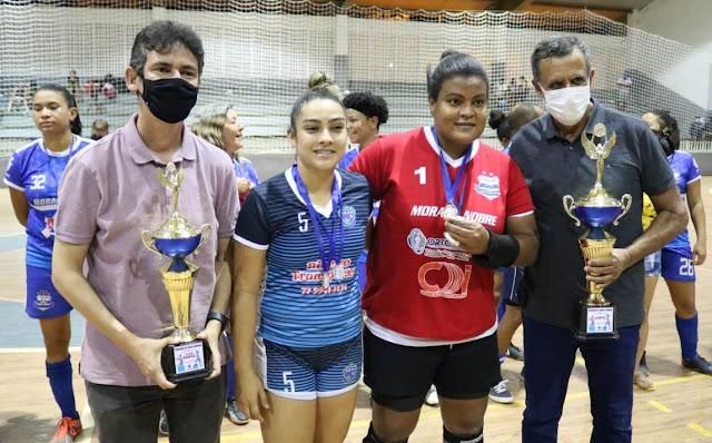 Ginásio de esportes Baltazarino Araújo Andrade volta a ser palco de atividades esportivas nesse final de semana em Barreiras