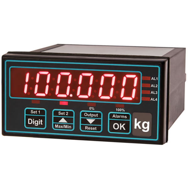 Intuitive-Lite4 Range of Digital Panel Meters from Applied Measurements