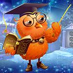 G4K Clever Teacher Owl Escape