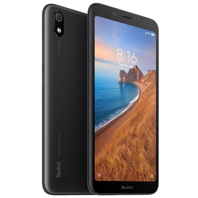 Xiaomi Redmi 7A Matte black