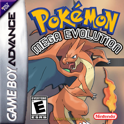 Pokemon Mega Evolution GBA ROM Download