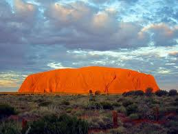 picture of Red Rock in Australia