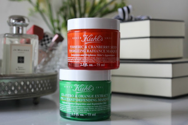 Kiehl's Face Masks Review