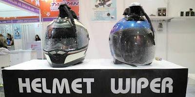 Wiper Pada Helm