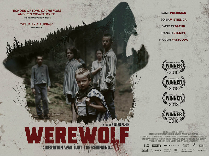 werewolf polish movie poster