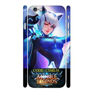 Custome Case 3D Iphone 6 Design Games Mobile Legend 01