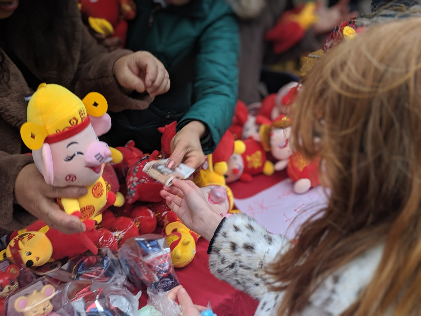 10 Reasons to Celebrate Chinese New Year in Newcastle  - Chinese stalls