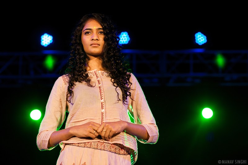 """JOGAN"" The Sufi Fashion Showcase at 'SAARC Jaipur Sufi Festival'."