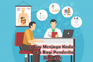 5 Tips Menjaga Kadar Gula Bagi Penderita Diabetes