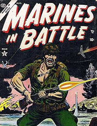 Read Marines in Battle comic online
