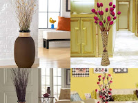 Tips Mempertegas Aksen Ruangan dengan Vas Bunga Cantik