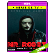 Mr. Robot (2016) Temporada 2 Completa AMZN WEB-DL 1080p Latino
