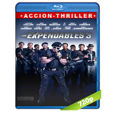 Los Indestructibles 3 (2014) BRRip 720p Audio Trial Latino-Castellano-Ingles 5.1