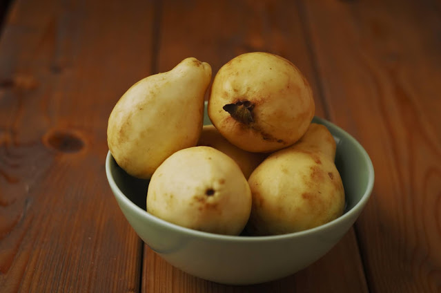 Guavas from Egypt