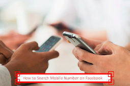 Search Phone Number On Facebook