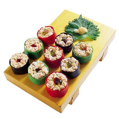April Fools' Prank: Mock Sushi
